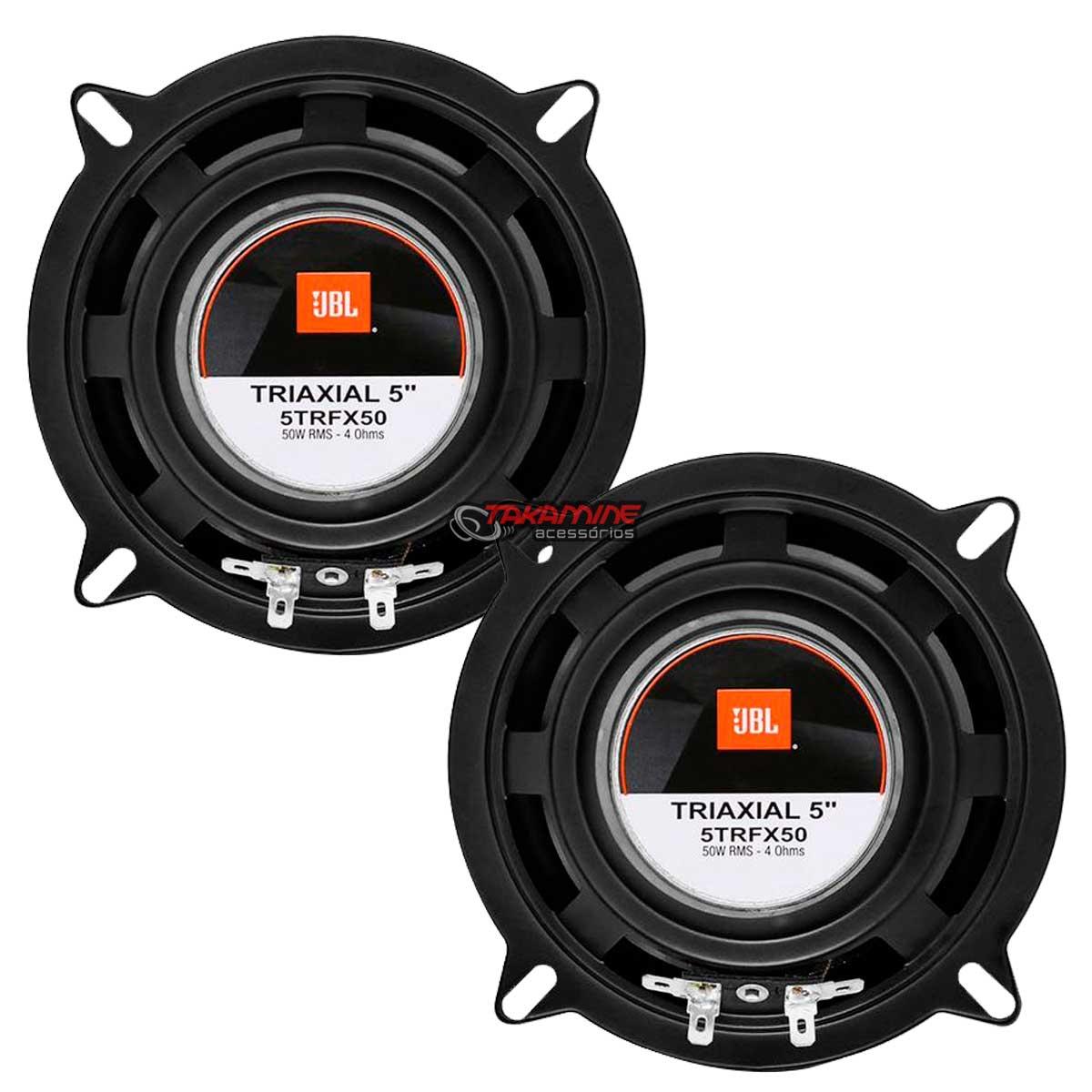 """Falante 5"""" JBL Selenium triaxial linha Flex 3 6TRFX50 50WRMS"""