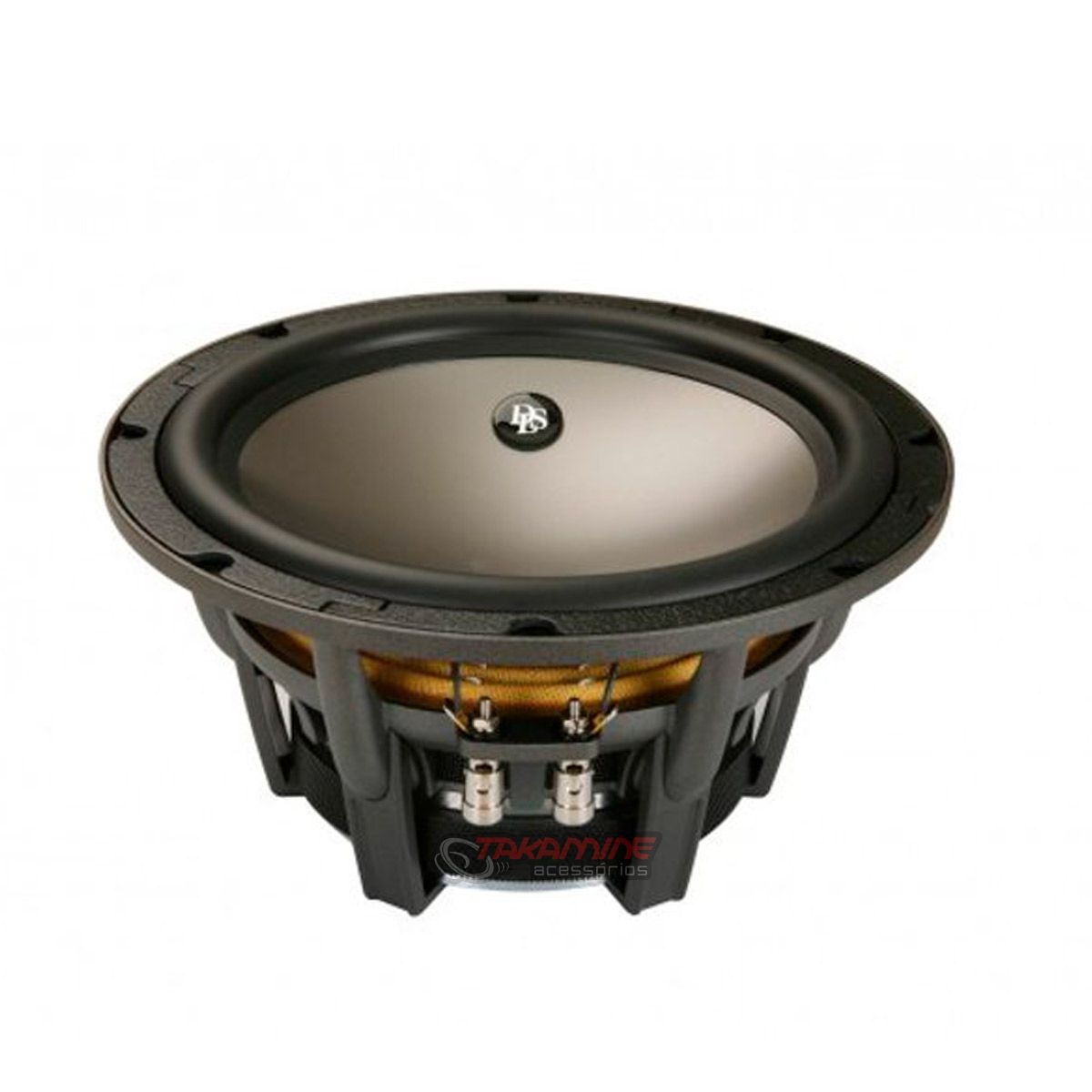 "Falante subwoofer DLS 10"" Reference Series RMW10D 400WRMS"
