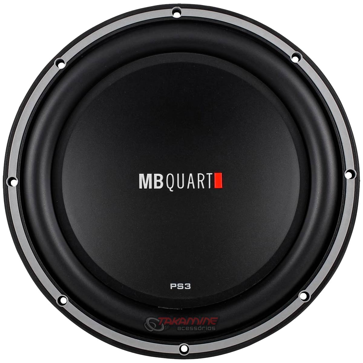 "Falante subwoofer MB Quart 12"" Power Series PS3-304 300WRMS"