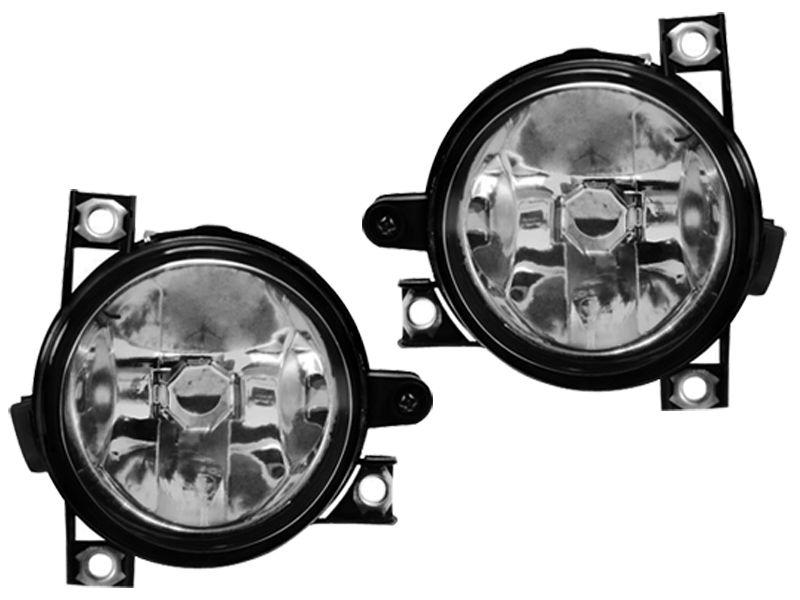 Farol de milha Fox 2003 até 2009 - CrossFox 2003 até 2009 botão modelo original