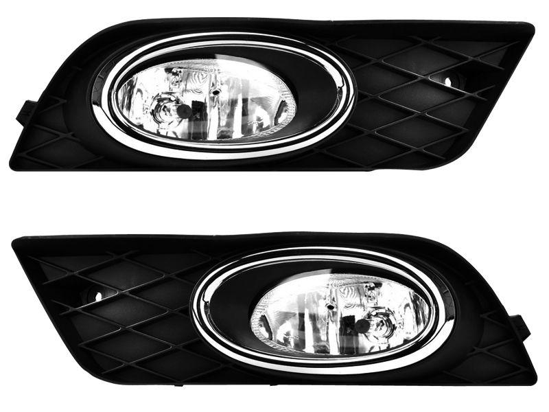 Farol de milha Civic 2012 2013 2014 botão modelo original