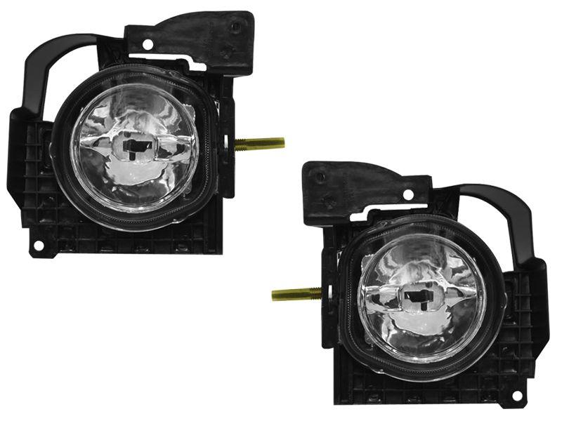 Farol de milha Palio G5 2012 2013 2014 botão modelo original