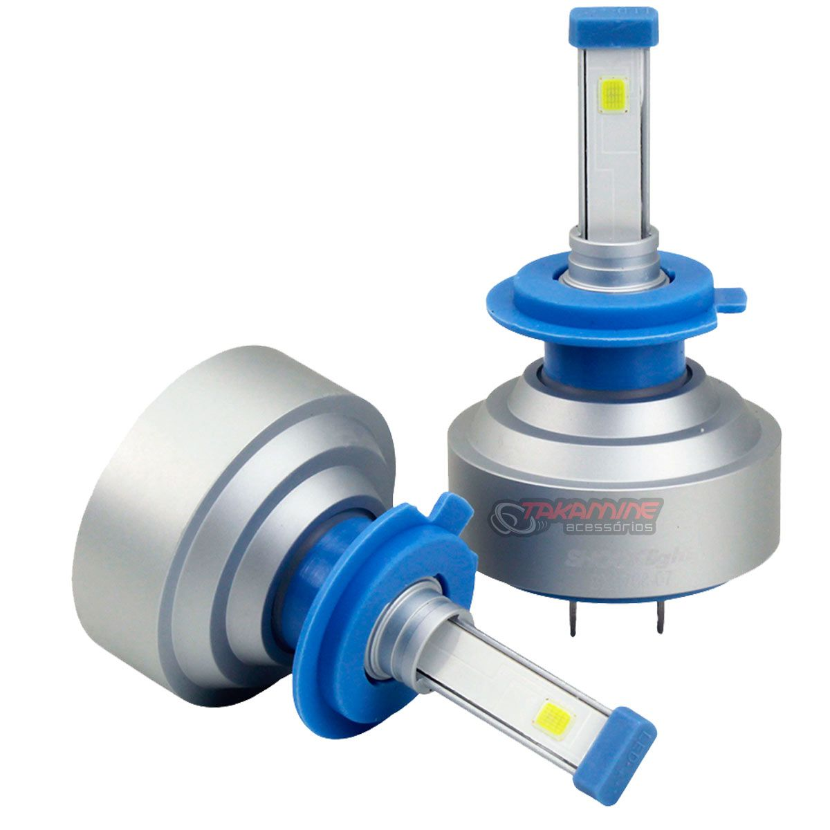Kit LED tipo xenon modelo H7 35W encaixe original plug & play New Headlight
