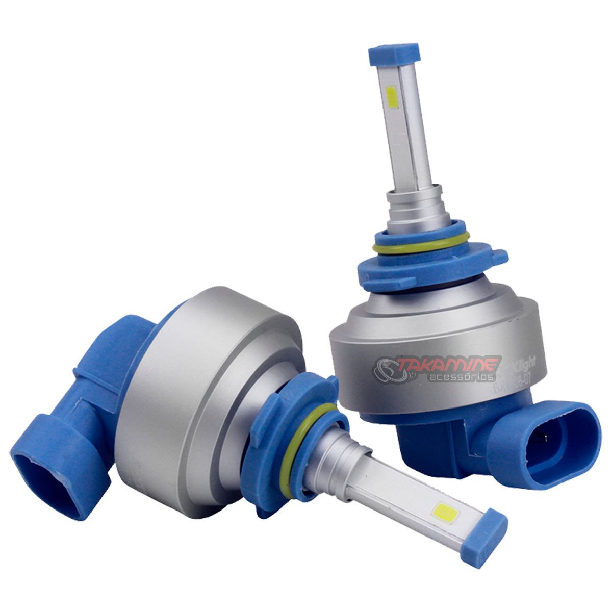 Kit LED tipo xenon modelo HB3/9005 35W encaixe original plug & play New Headlight