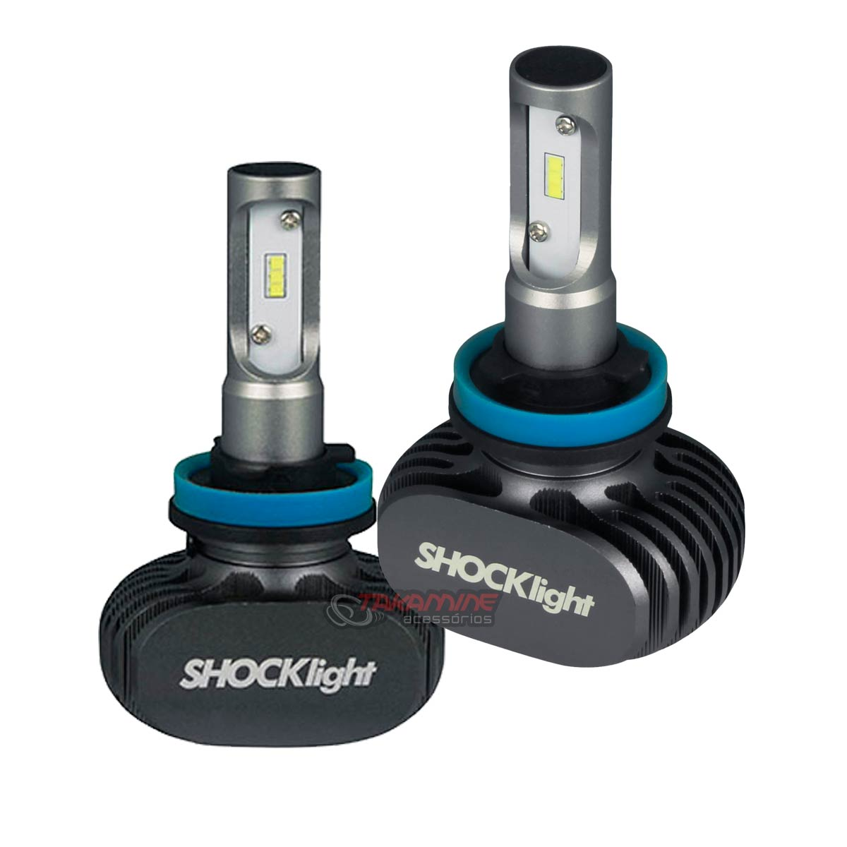 Kit Ultra LED tipo xenon Shocklight modelo H11 50W