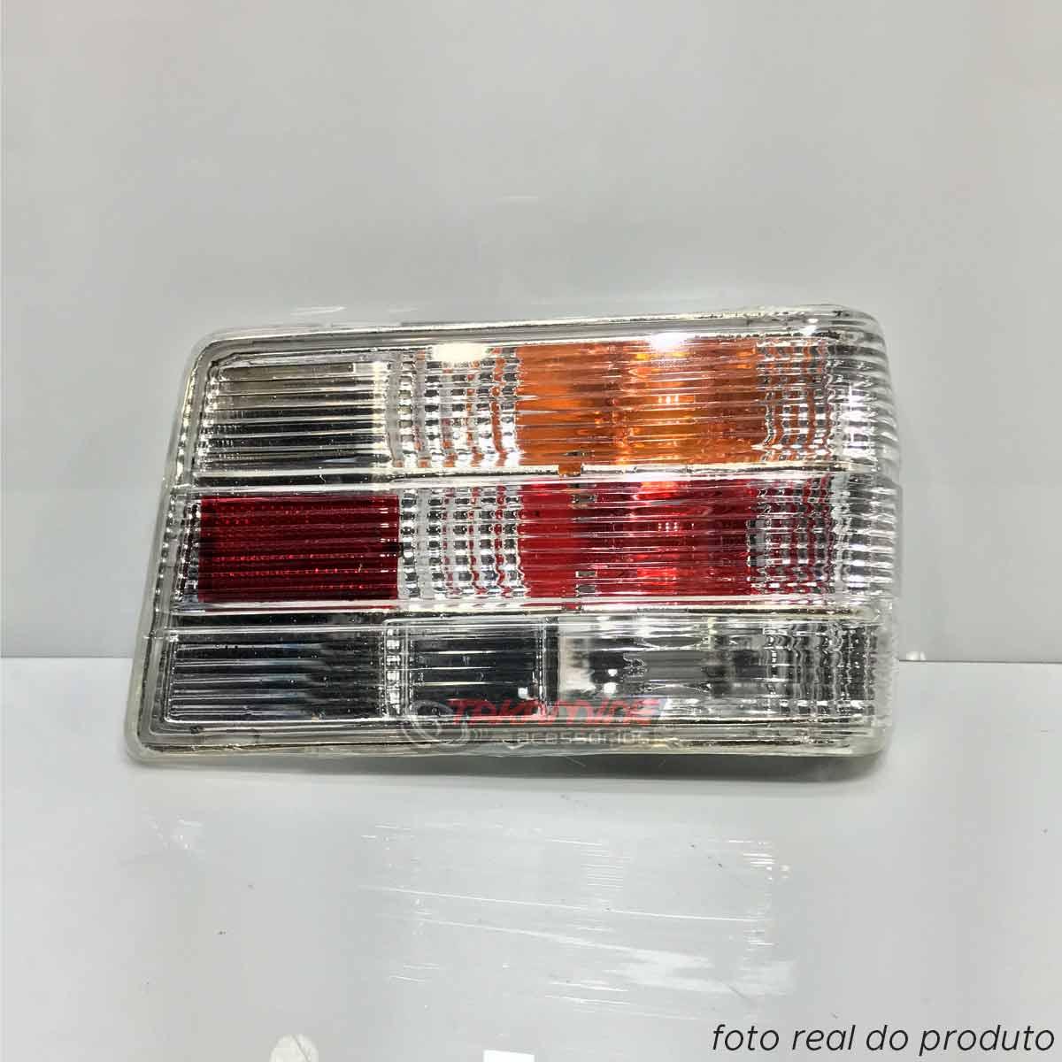 Lanterna traseira Chevette 1987 até 1993 cristal lado direito
