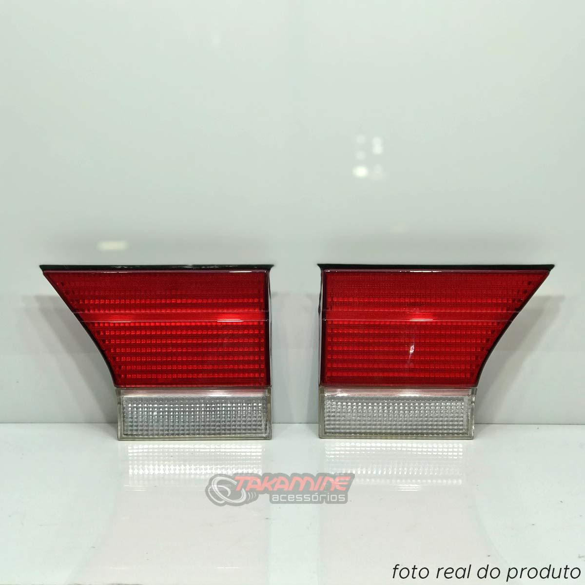 Lanterna traseira Versailles 1991 1992 1993 1994 extensão vermelho (PAR)