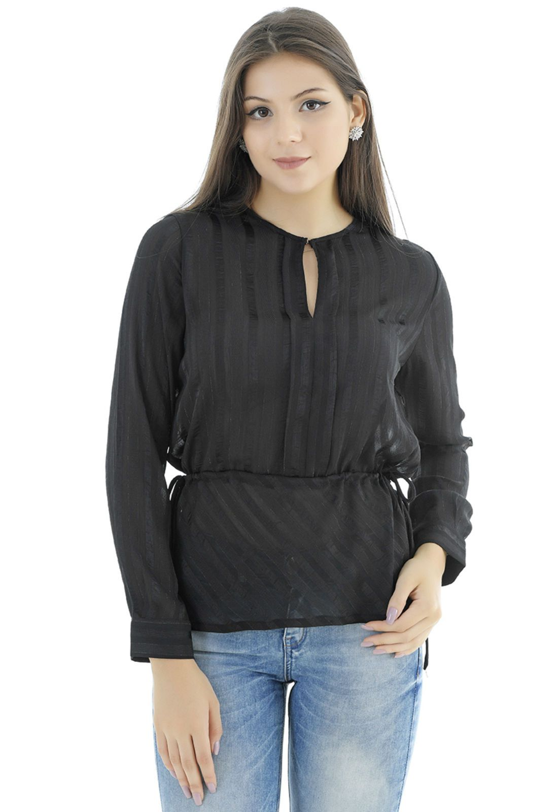 Blusa Lurex Unique Chic