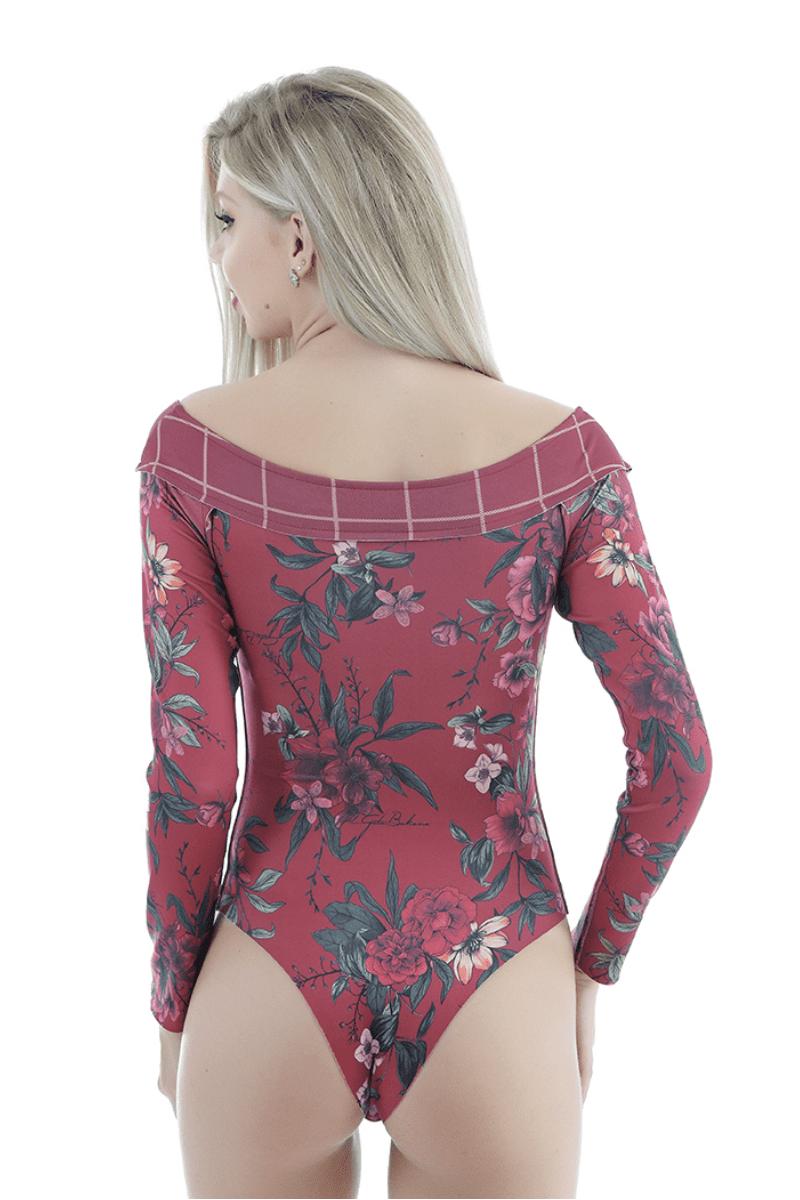 Body gatabakana floral