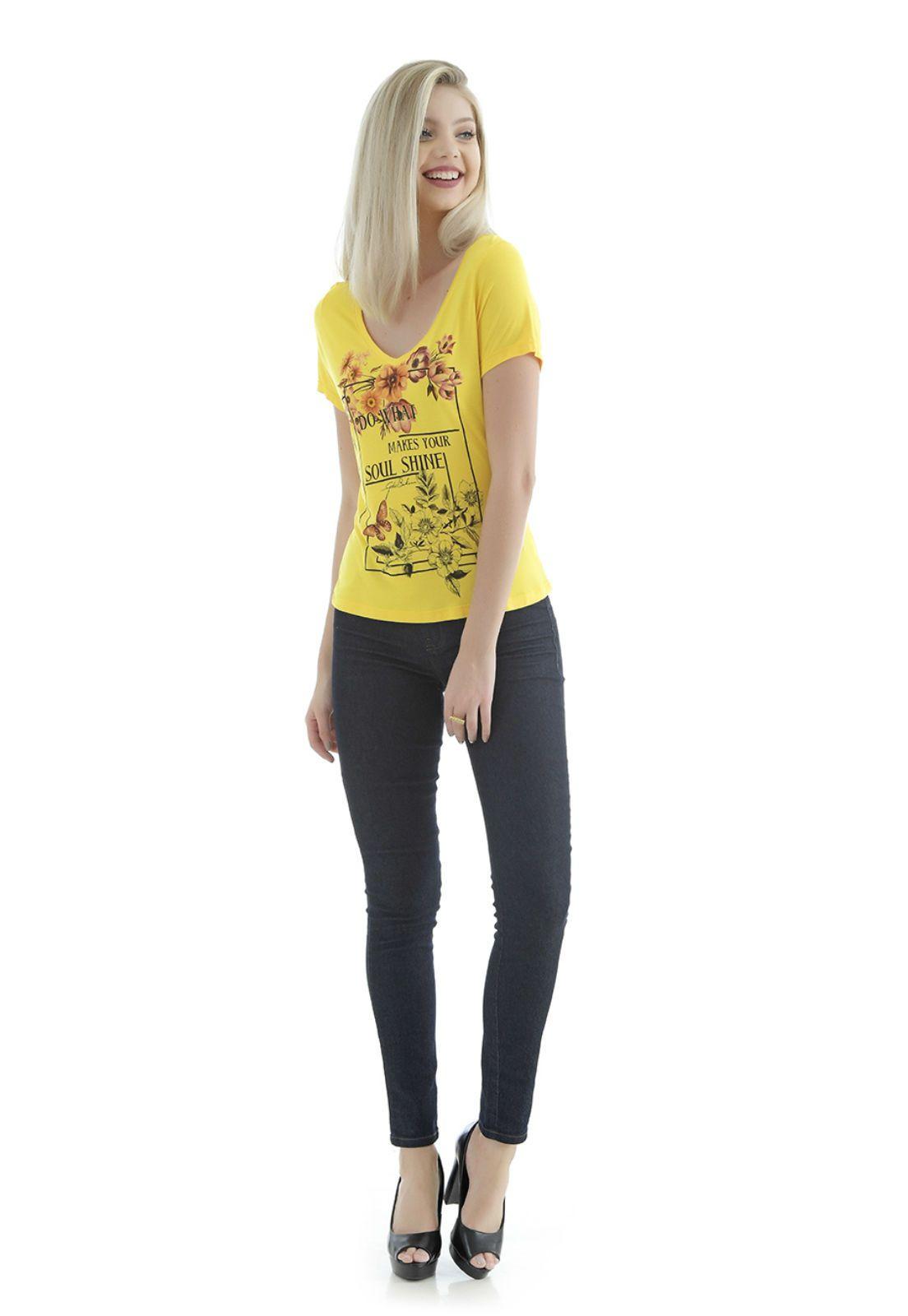 Calça skinny jeans Gatabakana