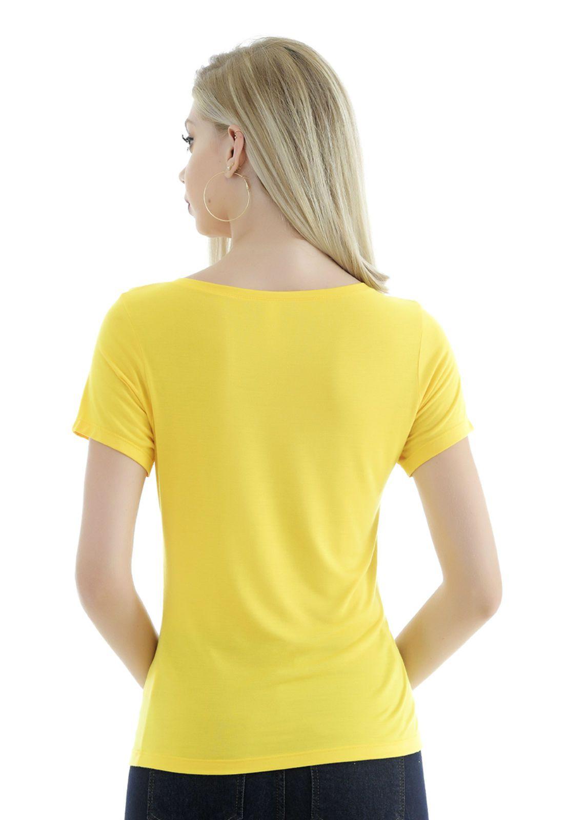 Camiseta de malha Gatabakana