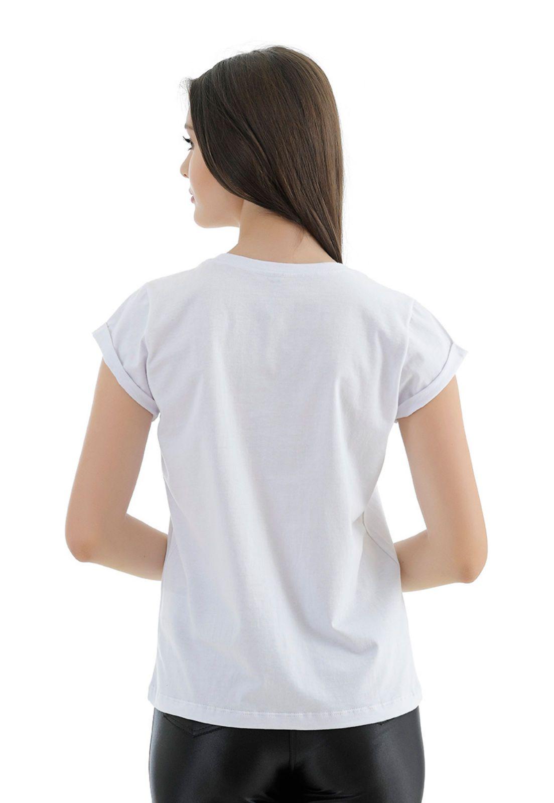 Camiseta estampada Chou Chou
