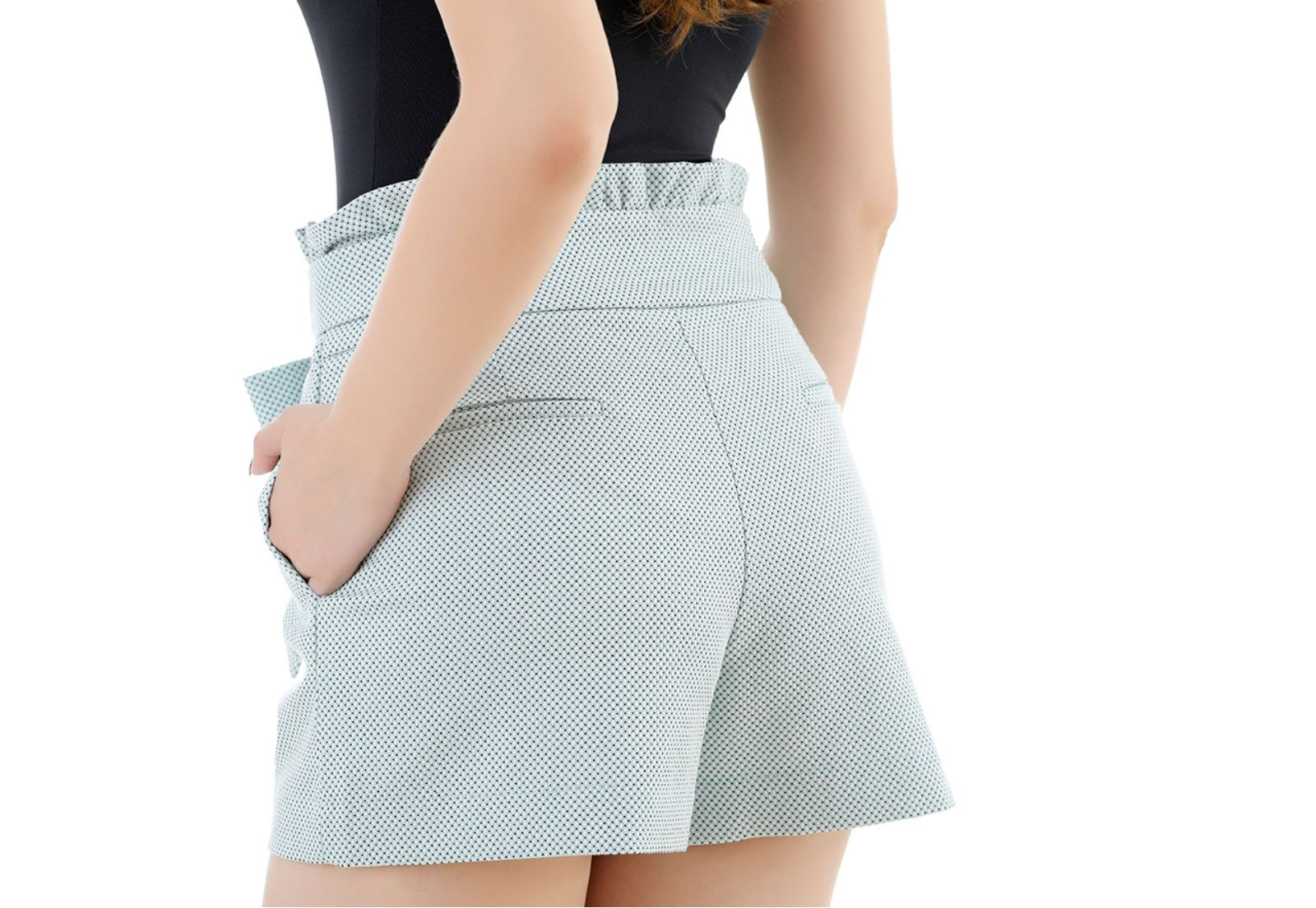 Shorts Unique Chic Alfaiataria