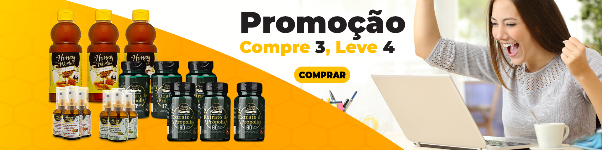 Compre 3, Leve 4