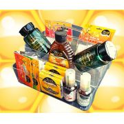 Cesta de Produtos Honey World