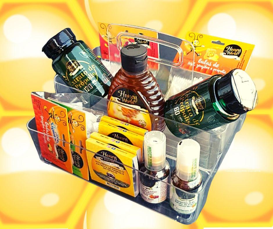 Cesta de Produtos Honey World