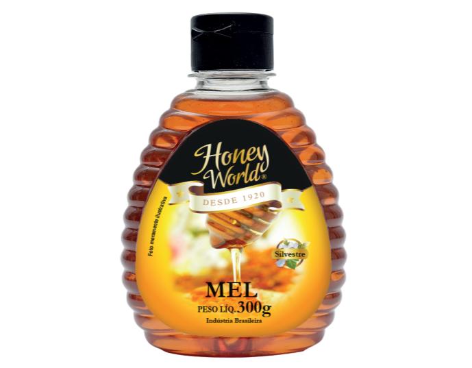 Mel Silvestre 300g Honey World