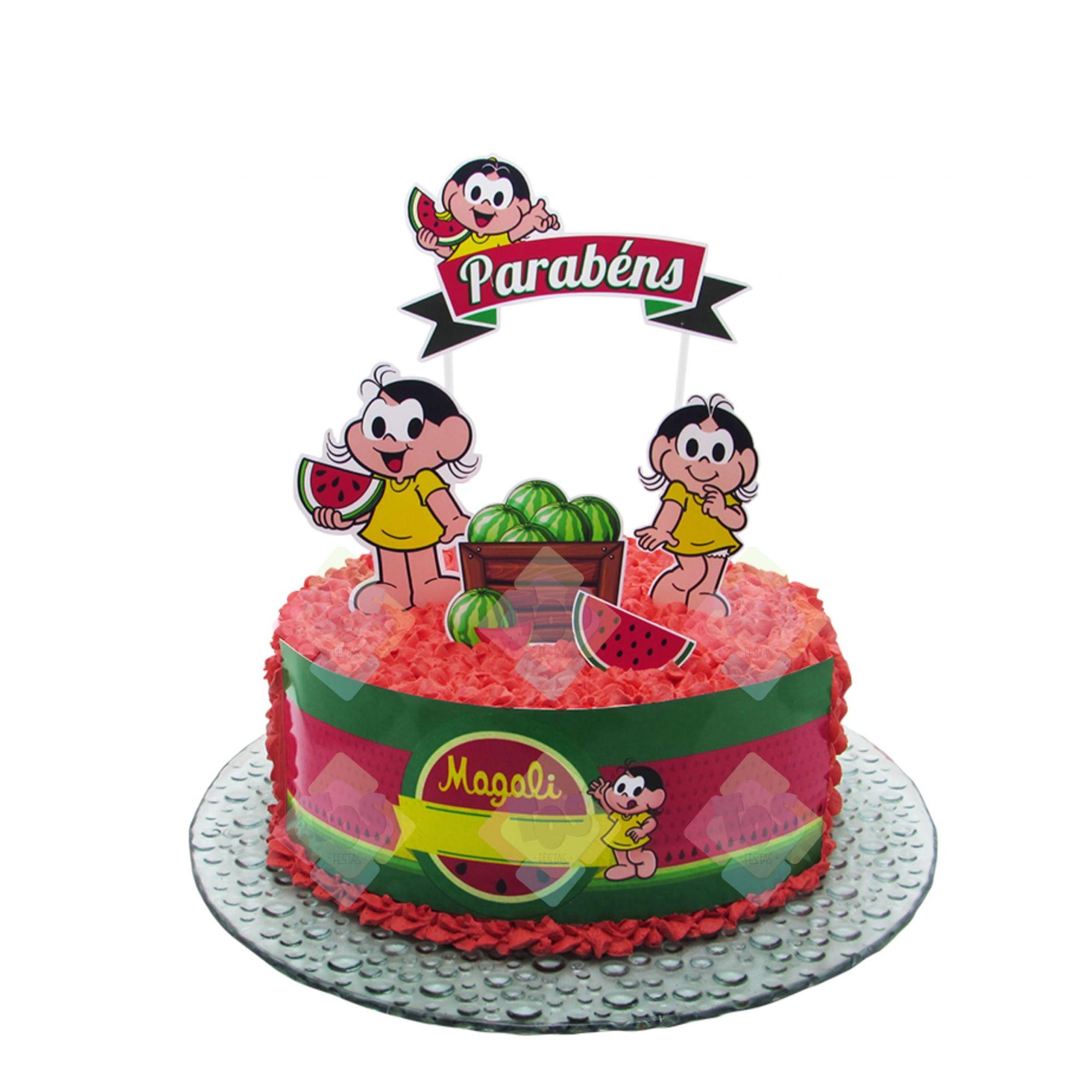Topper cake temas diversos