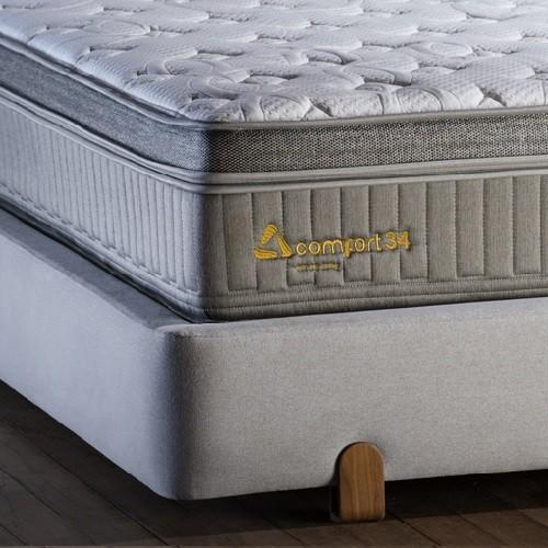 Colchão de Mola Comfort 34 iMassage