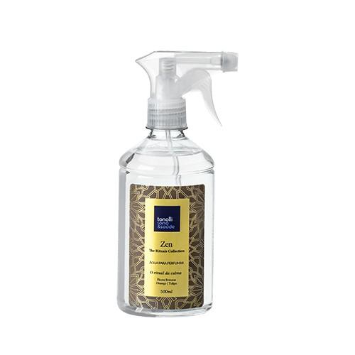 Combo Água de Passar + Home Spray Zen