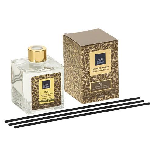Combo Difusor de Ambiente + Sachê Perfumado Zen