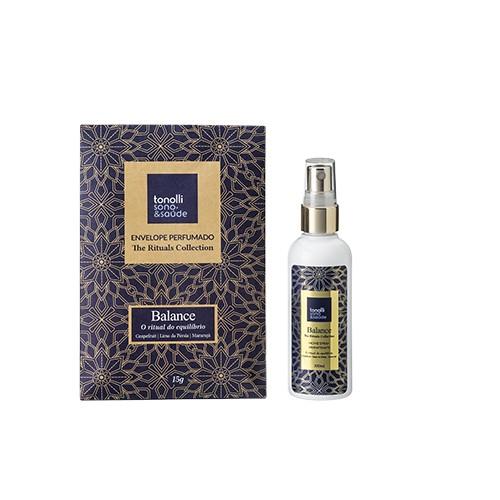 Combo Home Spray + Sachê Perfumado Balance