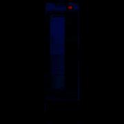 Cervejeira 284 Litros Slim 4CX Porta Inox Com Visor Fricon - VCFC284