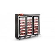 Expositor de Carnes 3 Portas Refrimate - ASC2000