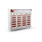 Expositor de Carnes 4 Portas Refrimate - ASC2500
