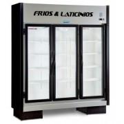 Expositor Frios e Laticínios 3 Portas Refrimate - ASFLPT3P