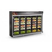 Expositor Frutas e Verduras 5 Portas