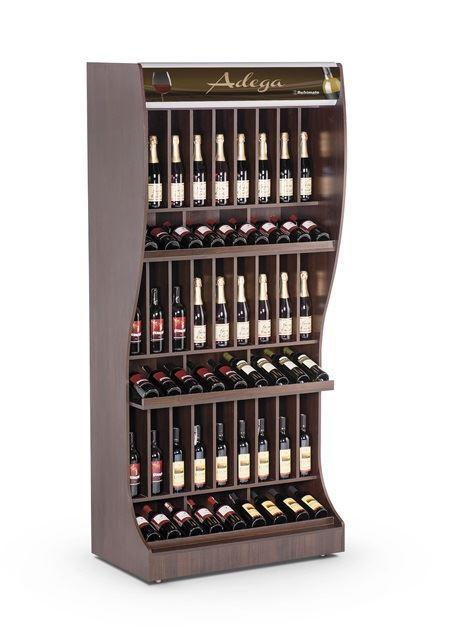 Armário Adega Modelo Vertical Refrimate - AAV1000