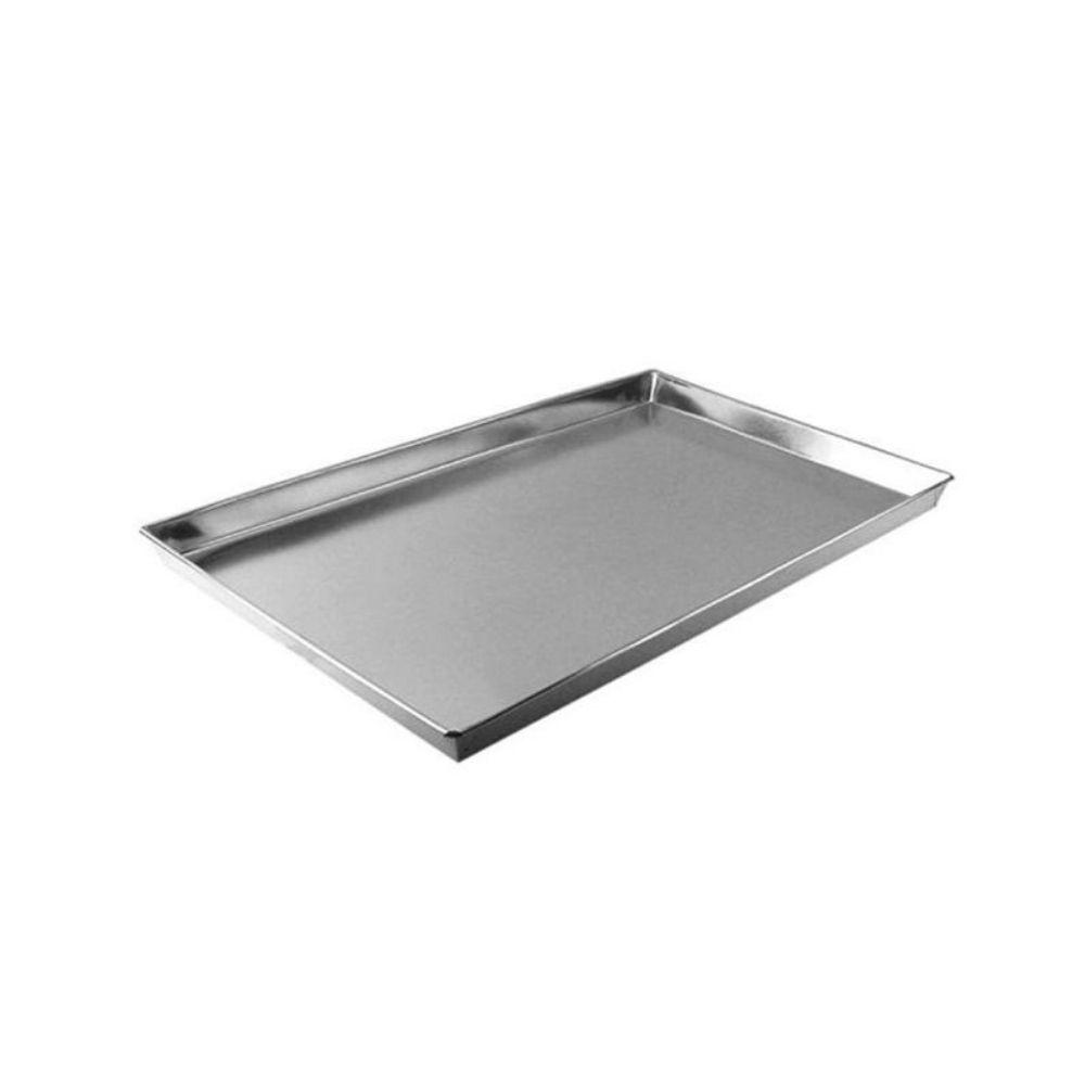Assadeira Alumínio Estampada 65x39cm Imeca - 360