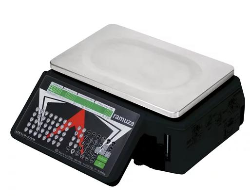 Balança Digital Atena II Ramuza 6/15/35kg x 2/5/10g Automação/Wifi - 3016