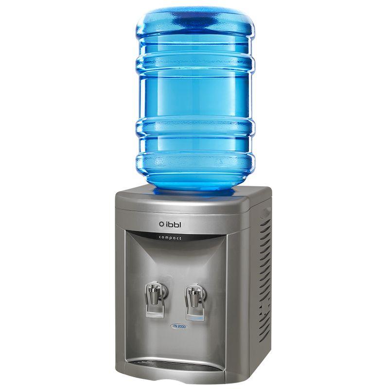 Bebedor de Água Prata Compact IBBL - COMPACTPTA