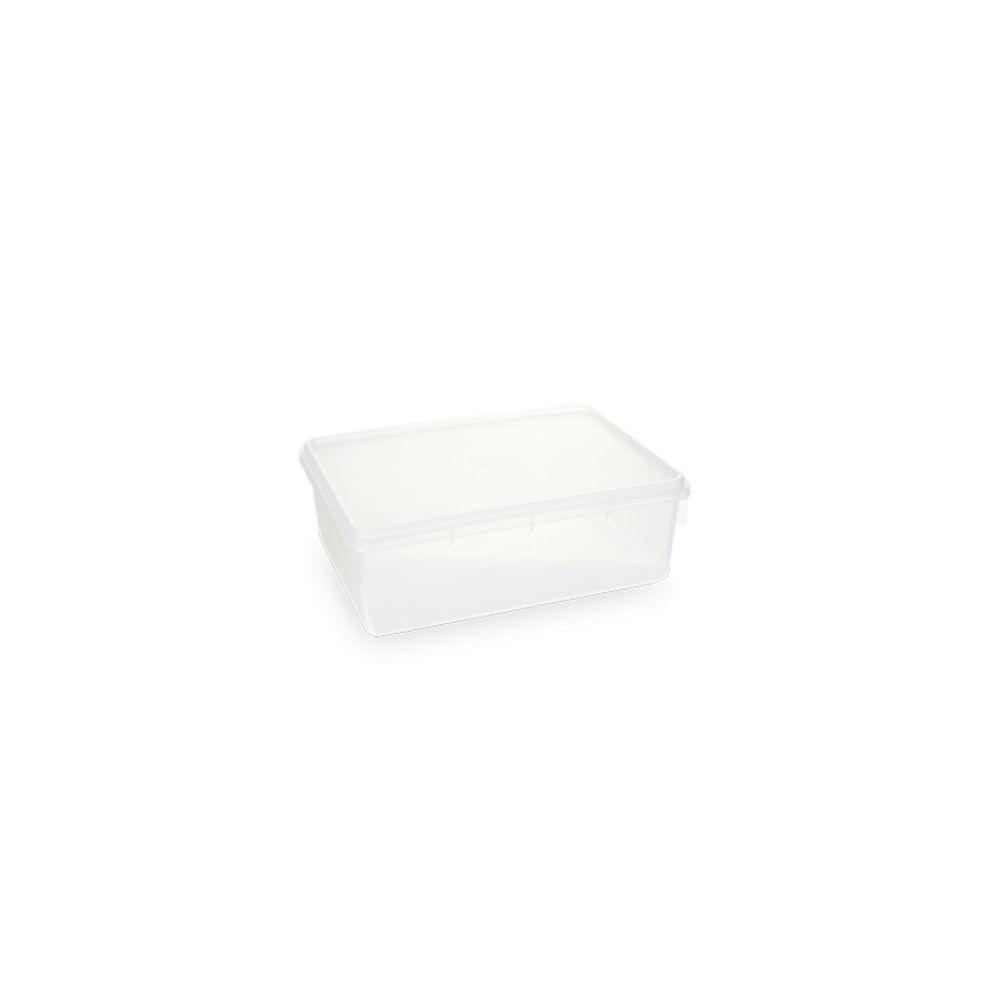Caixa Retangular 6,5 Litros Plasvale - 1228079