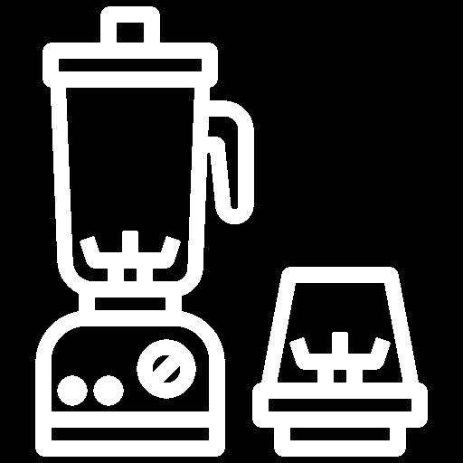 Extratores, Trituradores e Processadores