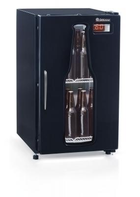 Cervejeira 120 Litros Porta de Vidro Gelopar - GRBA-120 C