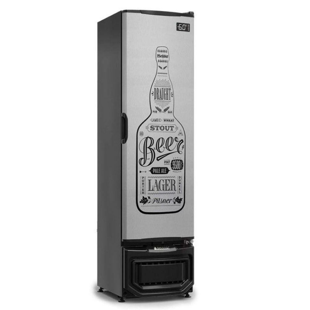 Cervejeira 230 Litros Gelopar - GCB-23E GW/TI
