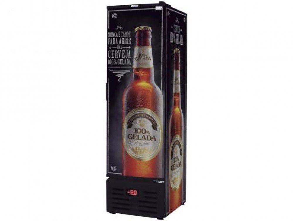 Cervejeira 284lt Porta Cega