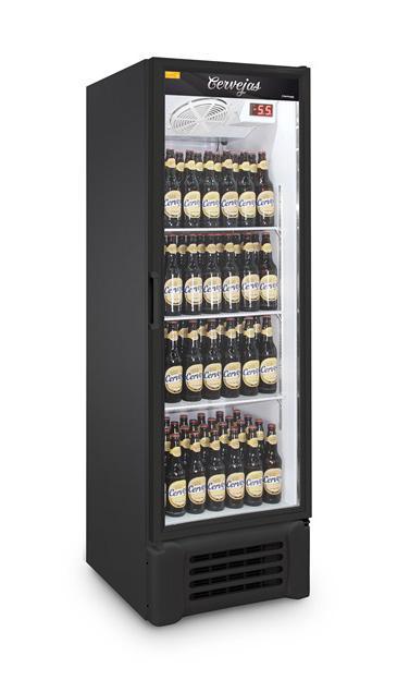 Cervejeira 400 Litros Porta de Vidro Refrimate - VCC400V