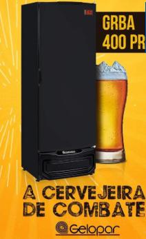 Cervejeira 410L