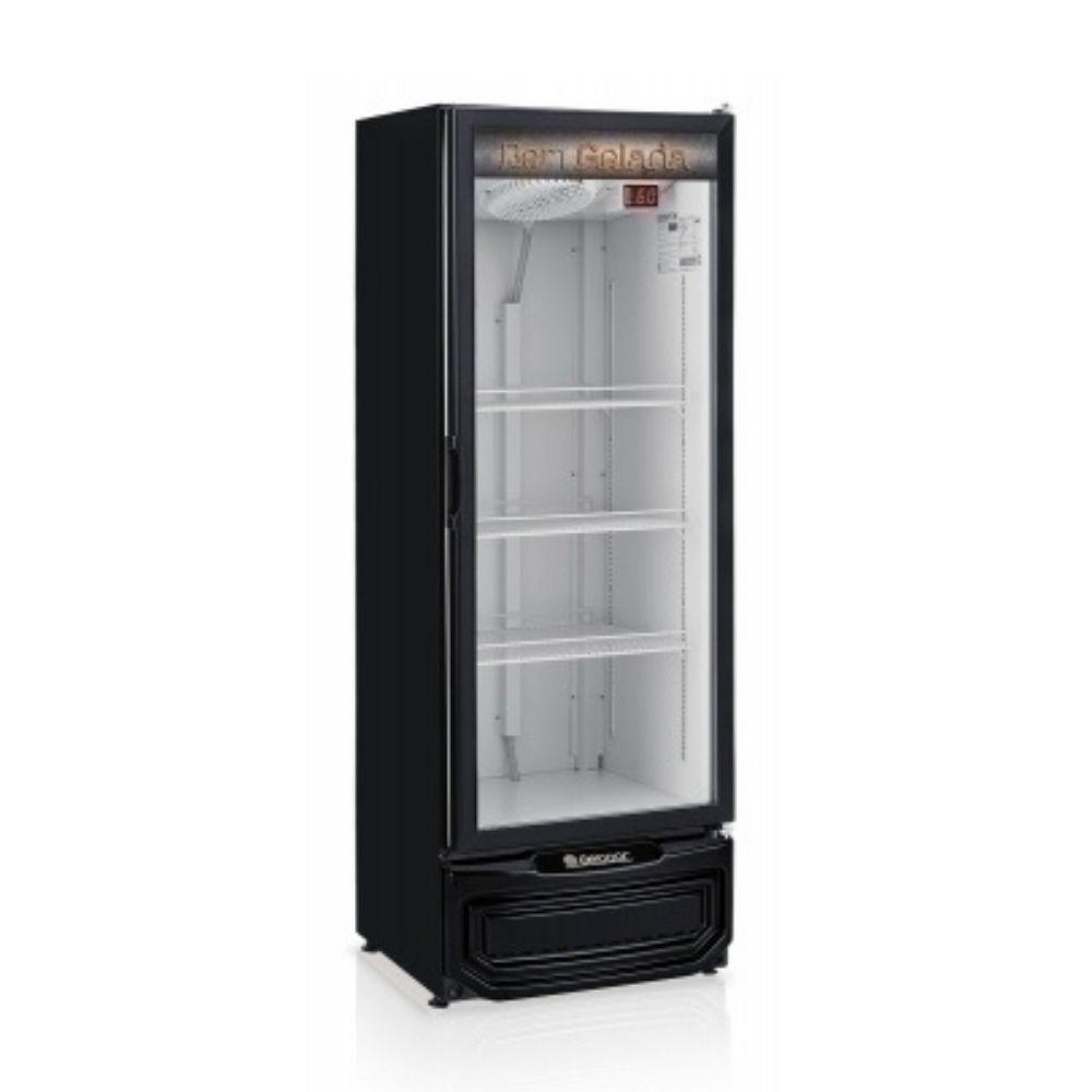 Cervejeira 410L Porta de Vidro Frost Free Gelopar - GRBA-400PV