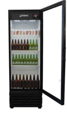 Cervejeira 454L Porta de Vidro