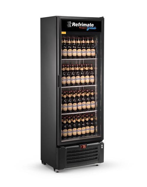 Cervejeira Porta de Vidro 505 Litros Refrimate - VCC505V