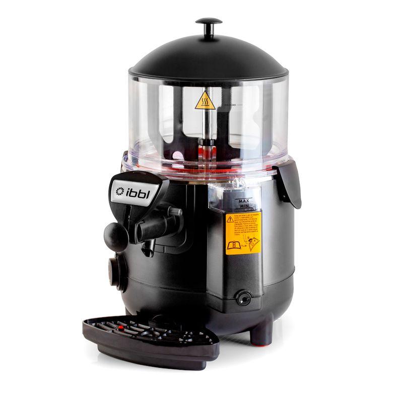 Chocolateira Hot Dispenser Preto IBBL - HD5