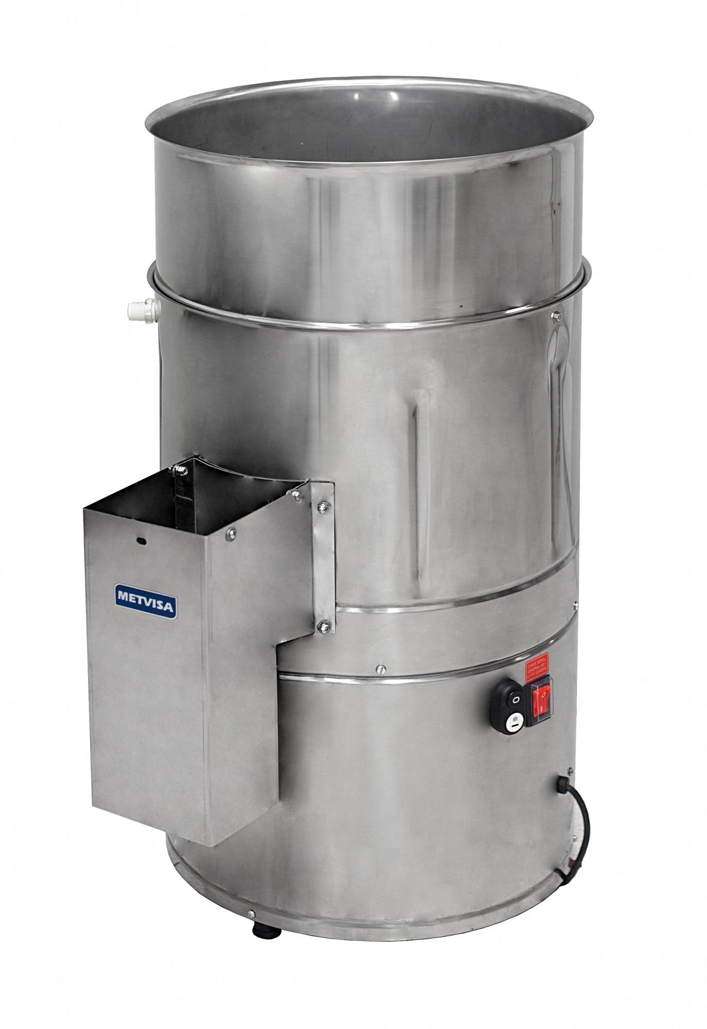 Descascador de Batatas 10KG Metvisa - DB10