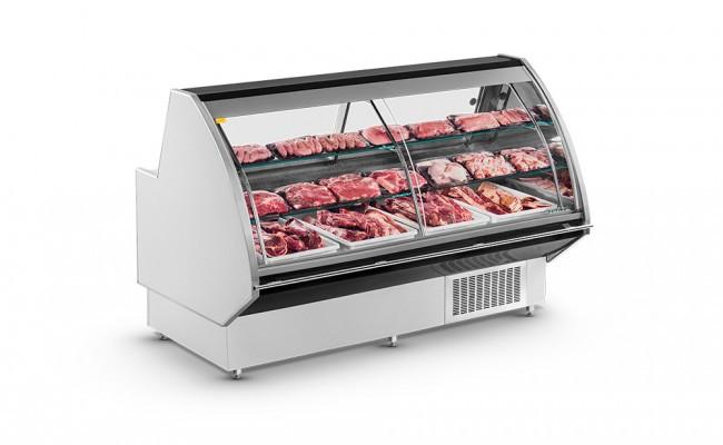 Expositor Açougue Premium Prateleira 1,5m Refrimate - EAPRPT 1500