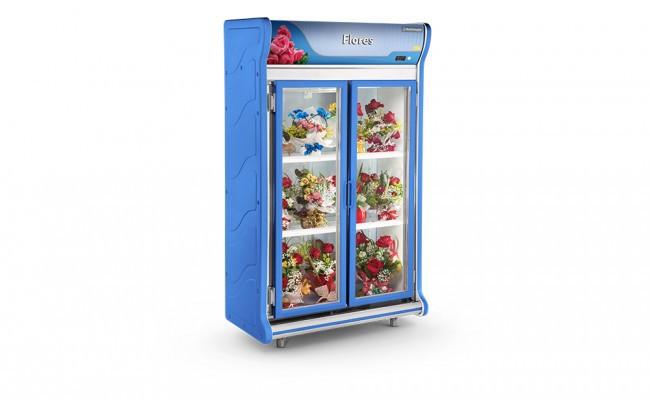 Expositor de Flores 2 Portas Refrimate - ASF1240