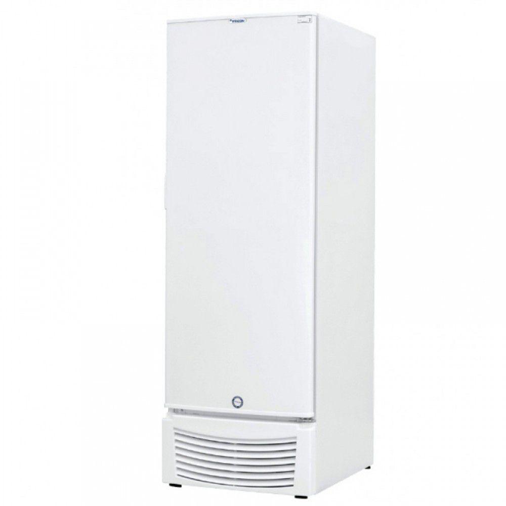 Freezer Vertical 284 Litros Dupla Ação Branco Fricon - VCED284